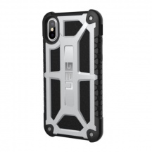 Odolný Kryt UAG Monarch pro Apple iPhone X/XS, Platinum